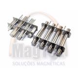 Grade Magnética Magtek 200x200mm Armadilha Magnética Ímã