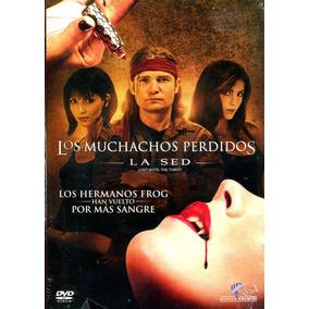 Dvd Muchachos Perdidos: La Sed ( The Lost Boys: The Thirst )