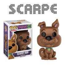 Funko Pop Scooby Doo Caricatura Figure Nueva Collecionable