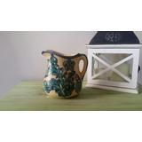 Jarra De Ceramica Decorativa