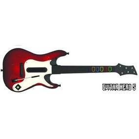 Guitarra Guitar Hero 5 Xbox 360 Xbox360