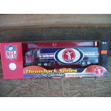 Tm.nfl Diecast Tractor-trailer 1.64 Giants New York