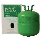 Garrafa Dupont Refrigerante R22 Aire Acondicionado 13,600 Kg
