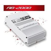 Amplificador Modulo Carro Boog Ab 2000 140 Wrms - 2 Canais