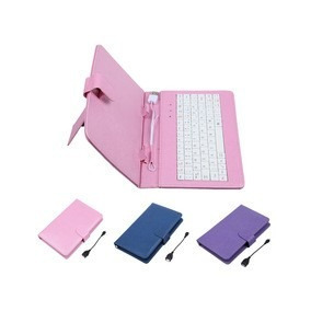 Capa Case C/ Teclado Cce Motion Tr91 Tr92 Tablet 9 Polegadas