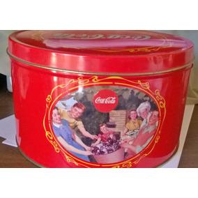 Lata Coleccionable Coca Cola 22 X 12
