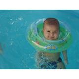 Boia De Pescoço Inflável Para Bebês Cores