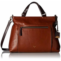 Bolsa Dama Fossil Vickery Work Tote Shoulder Bag