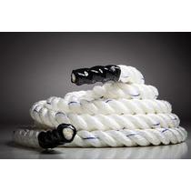 Battle Rope 1.5 X 9.14 Mts,crossfit,gym,cuerda Azote,fuerza