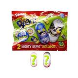 Mighty Beanz - Sache Com 2 Unidades Serie 5 - Feijão Dtc2908