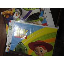 Kit Festa Toy Story Decoração Parede 16 Mesas 16 Lembranças