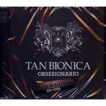 Tan Bionica Obsesionario Black Edition Cd+dvd Los Chiquibum