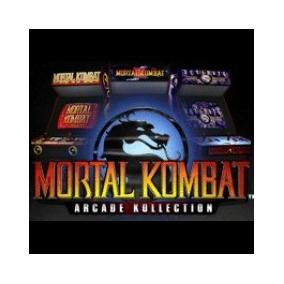 Ps3 Mortal Kombat Arcade Kollection A Pronta Entrega