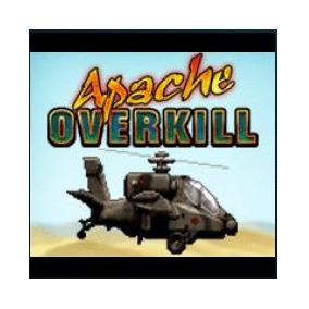 Apache Overkill Ps3 Jogos