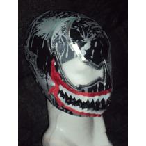 Mascara De Venom Villano De Spiderman P/niño Hombre Araña