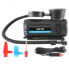 Mini Compressor De Ar 12v 250 Psi Gol 87 88 89 90 91 92 93