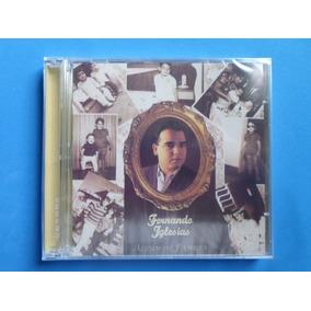 Cd Fernando Iglesias - Álbum De Família - Play-back Incluso