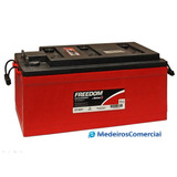 Bateria Estacionaria Freedom Df4001 240ah Nobreak, Solar