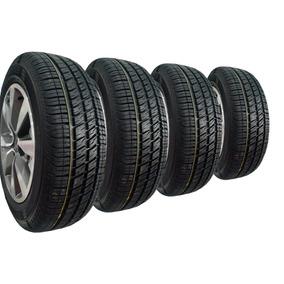 Kit 4 Pneu 175/65 R14 Remold Gw Tyre Pirelli 5 Anos Garantia