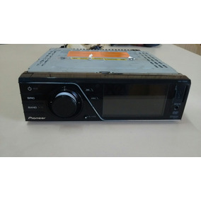 Radio Dvd Automotivo Pioneer Usada Som Automotivo Usado No