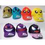Gorras Para Niños-modelos Exclusivos-personalizado-sorpresas