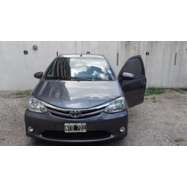 Toyota Etios Xls 1.5 Sedan 4 Puertas