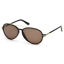 Óculos Tom Ford Ramone Aviator 149 Cor Preta