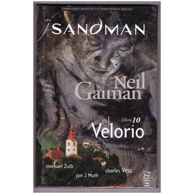 The Sandman - Libro 10 - Vertigo Deluxe- Editorial Televisa