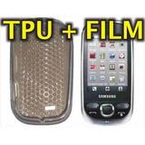 Funda Silicona Tpu + Film Protector Samsung I550 I5500 - Nnv