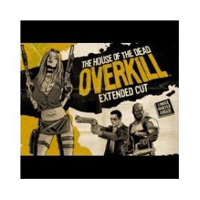 Ps3 The House Of Dead Overkill Extended Cut A Pronta Entrega