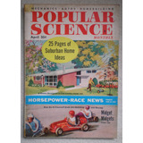 Revista Popular Science 1955 Eeuu Inventos Mecánica Autos