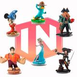 Disney Infinity Figuras Personajes Original Ps3 Wii Garantia