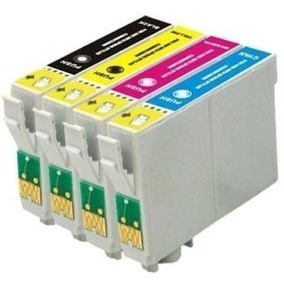 Kit 4 Cartucho 1331/1332/1333/1334 - Tx235w|420w|430w|tx320f