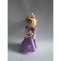 Princesas De Disney Porcelana Fría