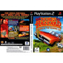 Ps2 The Dukes Of Hazzard Return Of The General Lee