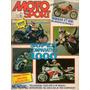 Moto Sport N°32 Honda Cbr 1000 Yamaha Fzr Suzuki Gsx-r 1100
