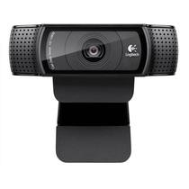 Logitech Hd Pro Webcam C920, 1080p Widescreen Video Llamada