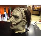 Mascara Latex Latex- Leatherface -massacre Da Serra Elétrica