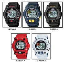 Pulseira P/ Relógio Casio+bezel G-7900-3dr G-shock Original