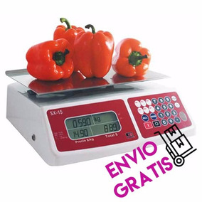 Báscula 30kg Sx-30 Jr Torrey Envio Gratis