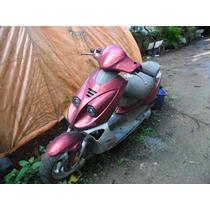 Peitoral P/ Scooter Kasinski Prima 50cc.