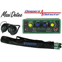 Detector De Metales Deepers Maxi Detec Envio Gratis