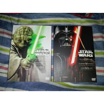 Envío Gratis Películas Star Wars Trilogías Colección Compl.