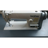 Maquina Recta Brother Motor 110 Volts