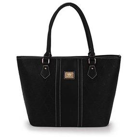 Bolsa Shopping Bag Queens - Preto U