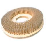 Escova De Nylon Com Flange Para Enceradeira 350 - Cleaner