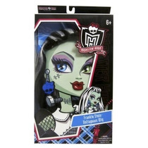 Peluca Frankie Monster High Niña Original + Regalo