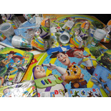 Kit Festa Decoração Toy Story Especial 8 Crianças Disney