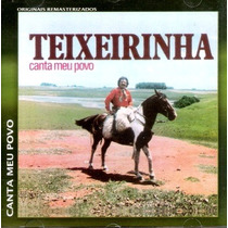 Cd / Teixeirinha (1977) Canta Meu Povo
