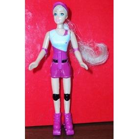 Barbie Mattel 2011 Coleção Kraft Foods Brasil (g09)